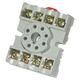 Socket Base 8-Pin for Octal Relay