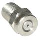GP Nozzle, HSS 0° 900090S 1/8in MPT