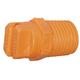 Hypro Nozzle 1/4in MPT 65° 02 Orange