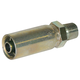 Swage Fitting, 1/2in Male Pipe Rigid