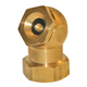 Ball Chuck Foot 46-600 Brass 1/4in FPT