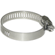 Hose Clamp HOS-008 SS 7/16in - 1in