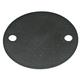 Uni-Hub Retaining Disk, 6in Black