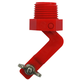 Cleveland 02-10007 Red Pilot Valve 1/2in