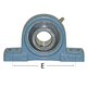 AMI Bearing 2-Bolt Pillow Block 3/4in