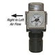 SMC AR20K-N02E-RZ-B 1/4in Reg/Gauge R-L