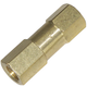 Check Valve 7380 Brass 1/4in FPT