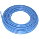 Tubing Poly, 1/4in 120PSI Blue 100ft