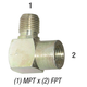 Elbow 5502-20 1-1/4in MPT x 1-1/4in FPT