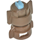 Hypro Nozzle Air Foaming 10 80° Brown
