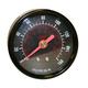 ARO Pressure Gauge 0-160PSI 1/4in Rear M