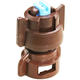 Hypro Nozzle Air Foaming 06 110° Brown