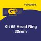 General Kit 65 Head Ring 30mm