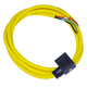 Cable, DIN Plug Style B Connector x 6ft