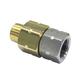 Swivel ST-301 Brass 3/8in MPT x 3/8 FPT