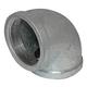 Elbow, 84-110 Galvanized 3in MPT