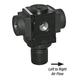 ARO Air Reg R37121-100 No Gauge 1/4