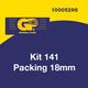 General Kit 141 Packing 18mm