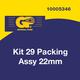 General Kit 29 Long Packing 20mm