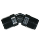 SSC, CP22673-PP 45° Adapter Poly Black