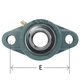 AMI Bearing 2-Bolt Flange 1-7/16in