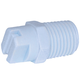 Hypro Nozzle 1/4in MPT 65° 04 Light Blue