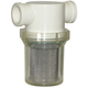 Strainer 1in 40 Mesh Clear Viton®
