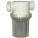 Strainer 1-1/2in 40 Mesh Clear Viton®