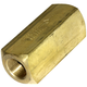 Check Valve C400 Brass 1/4in FPT