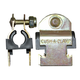 Zsi, Cush-A-Clamp 008N012 1/2in ID Zn
