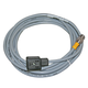 Cable, In-Line DIN Plug A x Socket 116in