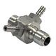 Injector, Dual .025 200PSI .25-.50GPM