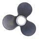 Propeller, 3in Diameter 1/2in Bore SS