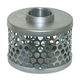 Strainer 3in FNPT - 1/2 Sq Perforations