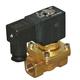 SMC Solenoid Valve 1/2in N/C D120VAC
