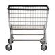 R&B Wire 4-1/2 Bushel 200F Laundry Cart