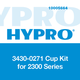 Hypro 3430-0271 Cup Kit 2300 Series