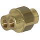 Nozzle ZUDBL Double Holder 1/4in FPT GP