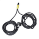 Cable, Splitter DIN Plug A x Socket 98in