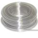 Tubing, Clear Vinyl 1/2in ID x 3/4in OD