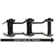 Chain, D667 Pin & Cotter, Per Foot
