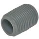 Nipple 887-005 PVC80 2in x Close