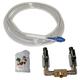 Hydro, 151 Dual Chemical Kit w/Eductor