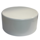 Trash Collector PVC Solid Bottom Cap 8in