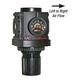 ARO Air Reg w/Gauge R37221-600 1/4in FPT