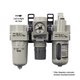 SMC AC20-E3T001B Modular 1/4in FPT