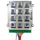 Keypad, Entry 8-Conductor & 8-Pin