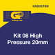 General Kit 08 High Pressure 20mm