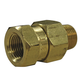 Swivel 7480 Brass 1/4in M x 1/4in F