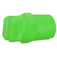 Hypro Nozzle 1/4in MPT 80° 15 Green